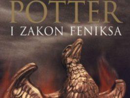 Harry Potter 5 Harry Potter i Zakon Feniksa - J. K. Rowling