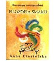 okładka książki Filozofia smaku